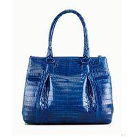 2013 big brand luxury crocodile handbag