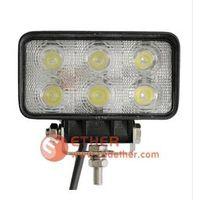 18W LED Work flood Light (E-WL-LED-18W-R)