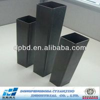 Black Hot Rolled Steel Pipe