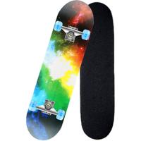 Fashion color rainbow skateboard for kids/custom skating board