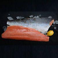 Atlantic Salmon & Chum Salmon Fillet & Portion