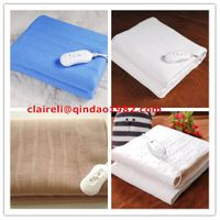 wholesale household electrc bed heater blanket