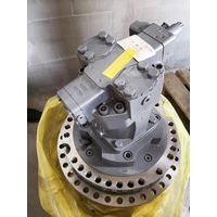 Rexroth Motor A6VM160EP2D1/63W And Reducer Gearbox
