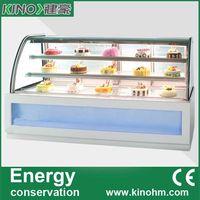 China factory,cake display showcase,pastry display refrigerator,chocolate display showcase