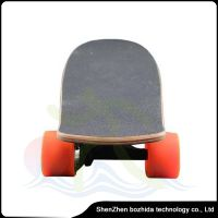 4 wheels skateboard  remote control single powered wheel hoverboard