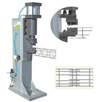Multi-bending machines for filter cage