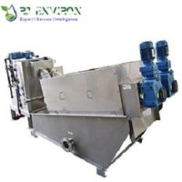 MD412 Sludge Dewatering Machine