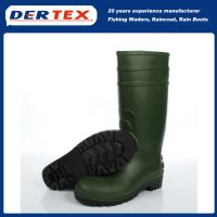 40 Lightweight Comfortable Breathable Customized Working PVC Gumboots Adults