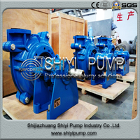 Mineral Processing Centrifugal Slurry Pump Water Treatment Centrifugal thumbnail image