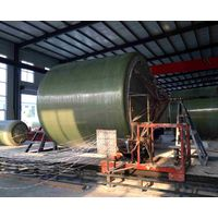 Chia filament winding composites tank winding machine production line