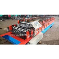 Roof Tile Double Layer Roll Forming Machine thumbnail image