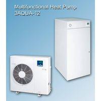 Low ambient temp heat pump