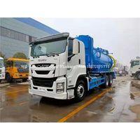 ISUZU GIGA EURO 5 6X4 20CBM High Pressure Washing and Vacuum Combined Jet Sewage Suction Truck
