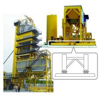 Mobile asphalt mixing plant thumbnail image