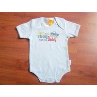 Printed baby romper (DQBO149)