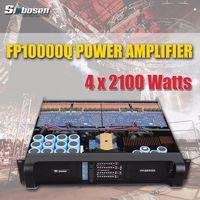 Amplificador De Potencia De Audio Fp10000q 4X 1350 Vatios Lab Gruppen Professional De 4 Canales