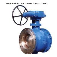 ball valve,flanged ends,half ball type,carbon stainless steel,ansi class150/300 SOFT SEAL. thumbnail image