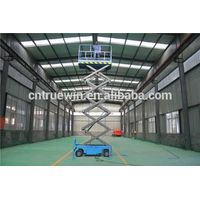 China low maintenance ac/dc hydraulic scissor lift platform