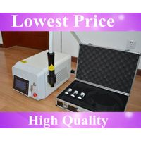 1064nm&532nm beauty salon equipment q switch nd yag laser Portable laser tattoo removal machine
