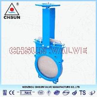 Made in China Knife Gate Valve/Made in China Valve/Made in China Gate Valve