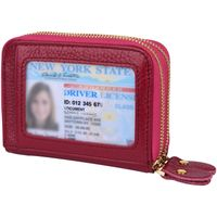 Fashion Bus Debit Bank Card Holder Women Coin Pocket Purse