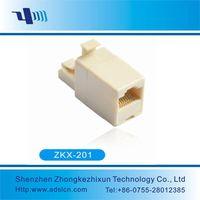 US Telephone Plug to Jack Adapter thumbnail image