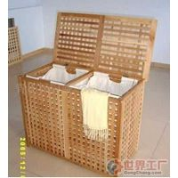 wooden furnishings  washing box