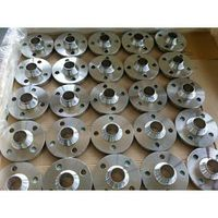 PN16, DN50 (2 Inch) Stainless Steel Weld Neck Flanges, EN1092-1 TYPE 11B, Raised Face thumbnail image