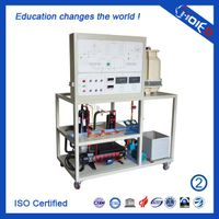Refrigeration Compressor Performance Test Trainer,Vocation Technical Cooling System Analogue Trainin thumbnail image