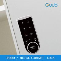 2018 Guub smart cabinet lock P152 intelligent cabinet lock