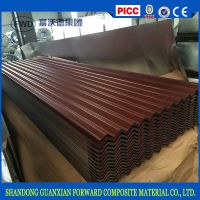 2017 wholesale color coated zinc corrugated steel metal roofing sheets thumbnail image