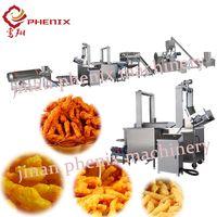 kurkure cheetos nik naks snack food extruder making machine thumbnail image