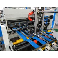 QZ920B Full Automatic Folder Gluer Down Folding