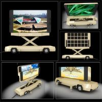 P5 P6 P8 P10 Vehicle HD Video Truck Mounted Led Screens Multimedia Advertising thumbnail image