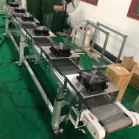 Potato Tomato Freeze Bean Sprout Drying Conveyor Machine/Bean Sprout Dryer thumbnail image