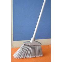 HQ0129 USA market hot-saled  big Angle Broom/Corner Broom W/ long metal handle thumbnail image