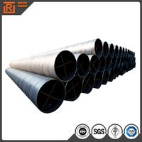 10 inch carbon spiral steel pipe thumbnail image