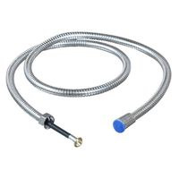 Bathroom shower hose