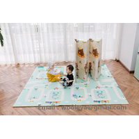 Chenxi padded crawling play mat/infant activity mat/newborn playmat thumbnail image