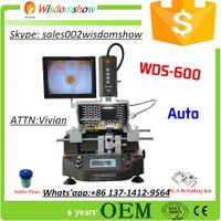 Big Promotion Semi automatic BGA Rework Station WDS-600 with Optical alignment system