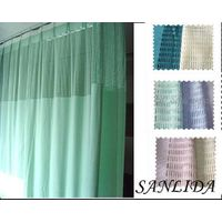 100% IFR polyester flame retardant hospital curtain fabric thumbnail image