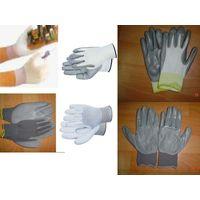 PU / NITRILE Coated Glove
