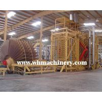 chipboard plant / particle board production line thumbnail image
