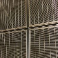 Cable Rod Architectural Wire Mesh  Decorative Metal Facade Supplier
