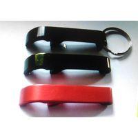 Cheap promotional aluminium Keychain bottle opener, beer opener