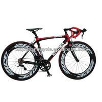 HOT!!! sale high quality 700C V-brake/Shimano 24S carbon road bike/racing bike for sport