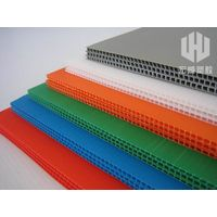 Recyclable PP Corrugated Hollow Sheet