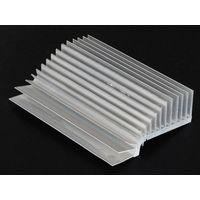 Aluminum heat sink, aluminum profile extrusion