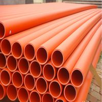High Quality MPP Seamless Pipe fitting all sizes for Electric Protection thumbnail image