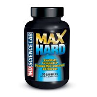 Max Hard 30pc Sex Pills Bottle for Men